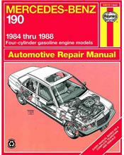 Mercedes-Benz 190 (Petrol) 1984 - 1988 Haynes Owners Service & Repair Manual