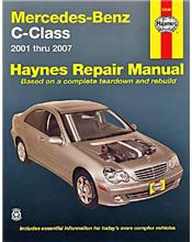 Mercedes Benz C-Class (W203) 2001 - 2007 Haynes Owners Service & Repair Manual