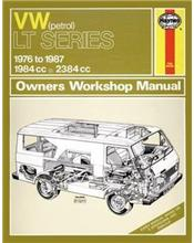 Volkswagen VW LT Series Vans & Light Trucks 1976 - 1987