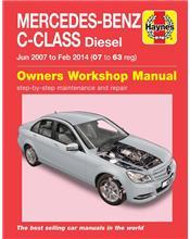 Mercedes-Benz C-Class Diesel (W204 Series) 2007 - 2014