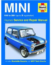 Mini 1969 - 2001 Haynes Owners Service & Repair Manual