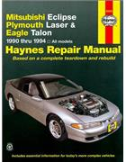 Mitsubishi Eclipse, Plymouth Laser & Eagle Talon 1990 - 1994
