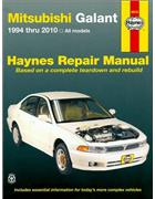 Mitsubishi Galant 1994 - 2010 Haynes Owners Service & Repair Manual