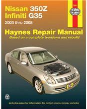 Nissan 350Z & Infiniti G35 (Petrol) 2003 - 2008