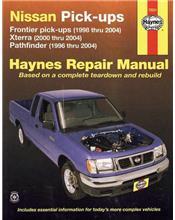 Nissan Frontier (Navara), Xterra & Pathfinder 1996 - 2004