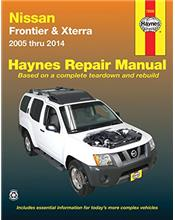 Nissan Frontier & Xterra 2005 - 2014 Haynes Owners Service & Repair Manual