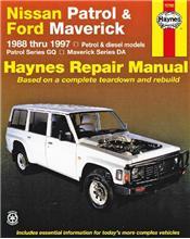 Nissan Patrol GQ & Ford Maverick DA 1988 - 1997