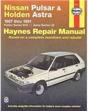 Nissan Pulsar N13 & Holden Astra LD 1987 - 1991