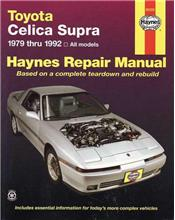 Toyota Celica / Supra 1979 - 1992 Haynes Owners Service & Repair Manual