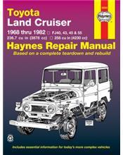 Toyota Land Cruiser (Petrol) 1968 - 1982 Haynes Owners Service & Repair Manual