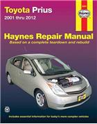 Toyota Prius 2001 - 2012 (USA) Haynes Owners Service & Repair Manual