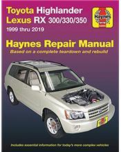 Toyota HighLander & Lexus RX 300/330/350 (Petrol) 1999 - 2019