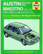 Austin / MG / Rover Maestro (Petrol) 1983 - 1995