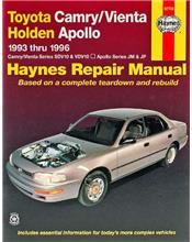 Toyota Camry / Vienta & Holden Apollo 1993 - 1996