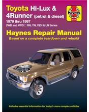 Toyota Hi-Lux & 4Runner (Petrol & Diesel) 2WD & 4WD 1979 - 1997