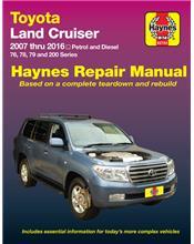 Toyota Land Cruiser (Petrol & Diesel) 2007 - 2016 (Series 76, 78, 79, 200 & 202)