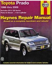 Toyota Land Cruiser Prado (Petrol & Diesel) 1996 - 2009