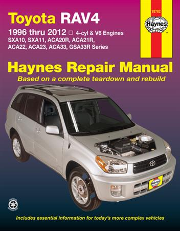 toyota highlander 2010 repair manual