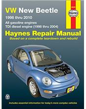 VW (Volkswagen) New Beetle 1998 - 2010 Haynes Owners Service & Repair Manual