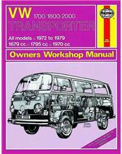 Volkswagen VW Transporter 1700, 1800 & 2000 1972 - 1979