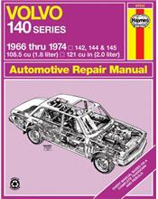 Volvo 140 Series 1966 - 1974 Haynes Owners Service & Repair Manual