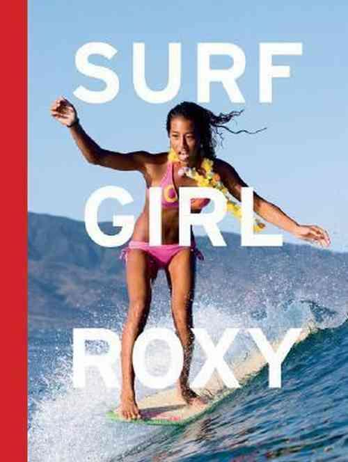 Surf Girl Roxy - Front Cover