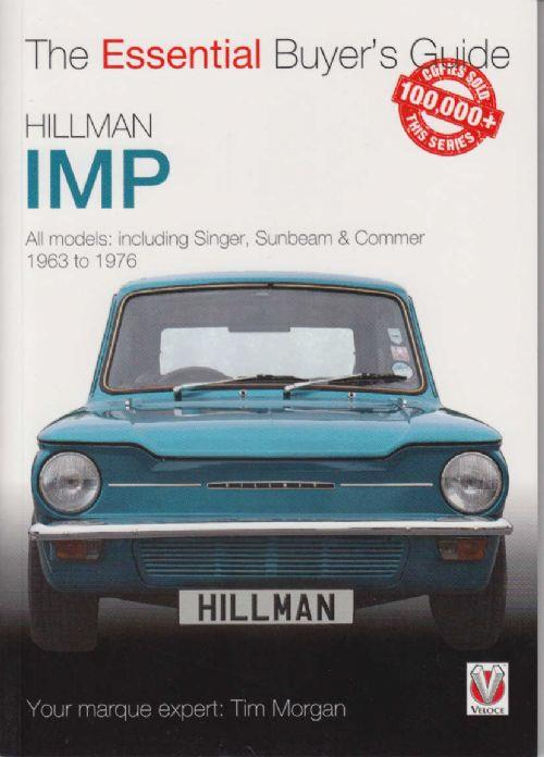 Hillman Imp 1963 - 1976 : The Essential Buyers Guide - Front Cover