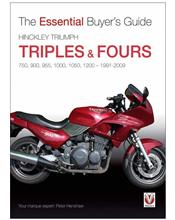 Triumph Triples & Fours 1991 - 2009 : The Essential Buyers Guide