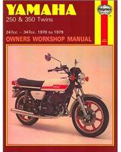 Yamaha RD250, RD350, YDS7 & YR5 Twins 1970 - 1979