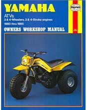 Yamaha YT60, YT125, YT175, YTM200, YTM225 & YTZ250 1980 - 1985