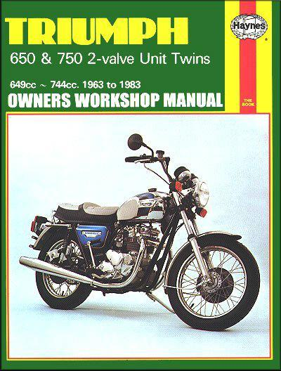 Triumph 650 & 750 2-Valve Unit Twins 1963 - 1983 - Front Cover