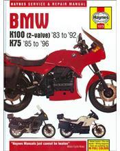 BMW K100 (2-Valve) & K75 Models 1983 - 1996