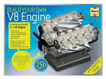 Build Your Own V8 Engine Haynes Kit