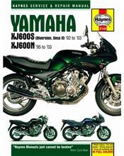 Yamaha XJ600S (Diversion, Seca II) & XJ600N Fours 1992 - 2003