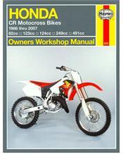 Honda CR80R/RB, CR85/RB, CR125R, CR250R & CR500R 1986 - 2007