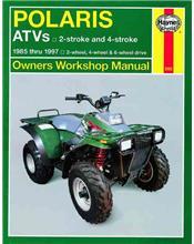 Polaris ATVs 1985 - 1997 Haynes Owners Service & Repair Manual