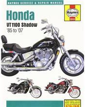Honda Shadow VT1100 (USA) 1985 - 2007 Haynes Owners Service & Repair Manual