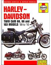 Harley-Davidson Twin Cam 88, 96 & 103 1999 - 2010