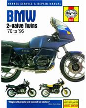 BMW 2 Valve Twins 1970 - 1996 Haynes Owners Service & Repair Manual