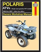 Polaris ATVs 1998 - 2006 Haynes Owners Service & Repair Manual