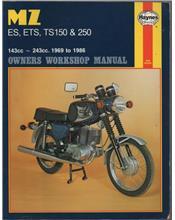 MZ ES, STS, TS150 & 250 1969 - 1986 Haynes Owners Service & Repair Manual