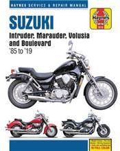 Suzuki Intruder, Marauder, Volusia & Boulevard 1985 - 2009