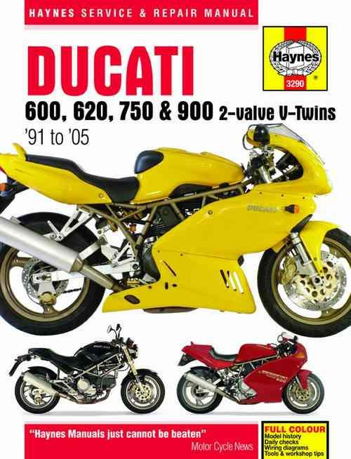 Ducati 600, 620, 750 & 900 2-valve V-Twins 1991 - 2005 - Front Cover