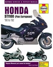 Honda ST1100 Pan European V-Fours 1990 - 2002 Manual