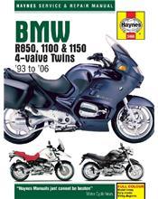 BMW R850, 1100 & 1150 4-valve Twins 1993 - 2006