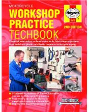 Motorcycle Workshop Practice: Haynes Techbook