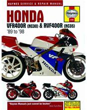 Honda VFR400 (NC30) & RVF400 (NC35) V-Fours 1989 - 1998