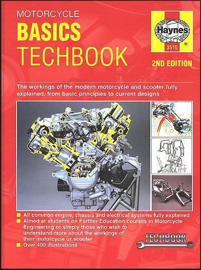Motorcycle Basics: Haynes Techbook