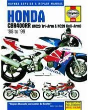 Honda CBR400RR Fours 1988 - 1999 Haynes Owners Service & Repair Manual