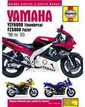 Yamaha YZF600R Thundercat & FZS600 Fazer 1996 - 2003